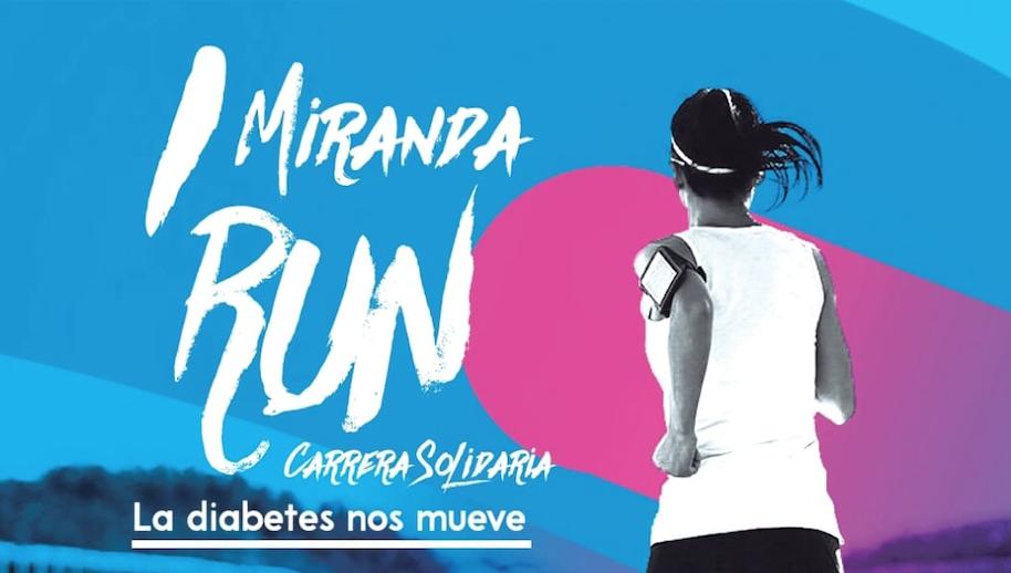 ¡Mirafarma se mueve! patrocina carrera solidaria con la diabetes